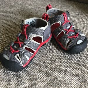 Keen Toddlers Seacamp II CNX Sandals